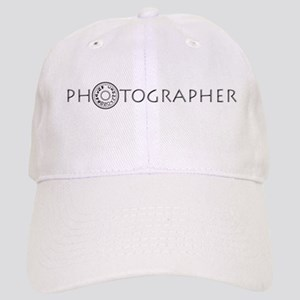 PHOTOGRAPHER-DIAL-GREY- Cap