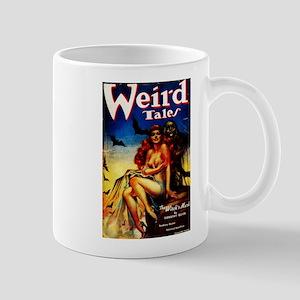 Weird Tales Magazine Mug