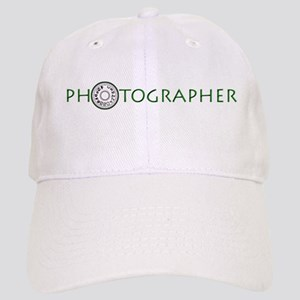 PHOTOGRAPHER-DIAL-GREEN- Cap