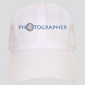 PHOTOGRAPHER-DIAL-BLUE- Cap