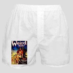 Weird Tales Magazine Boxer Shorts