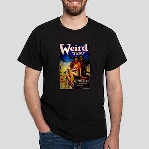 Weird Tales Magazine Dark T-Shirt