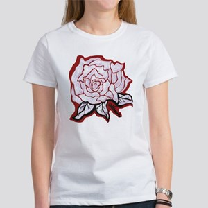 Floral Themes Women's T-Shirt