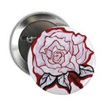 """Floral Themes 2.25"""" Button"""
