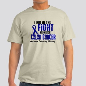 In The Fight Colon Cancer Light T-Shirt