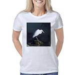 Great Egret Women's Classic T-Shirt