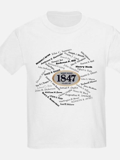 West Point Class of 1847 T-Shirt