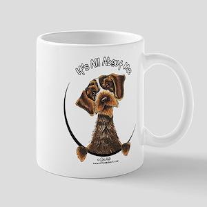 WH Pointing Griffon IAAM Mug