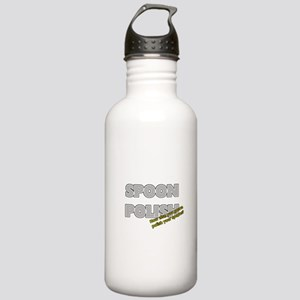 Spoon Polish Stainless Water Bottle 1.0L