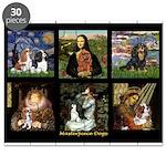Cavalier Famous Art Comp1 Puzzle