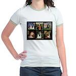 Cavalier Famous Art Comp1 Jr. Ringer T-Shirt