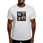 Cavalier Famous Art Comp1 Light T-Shirt