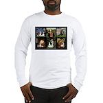 Cavalier Famous Art Comp1 Long Sleeve T-Shirt