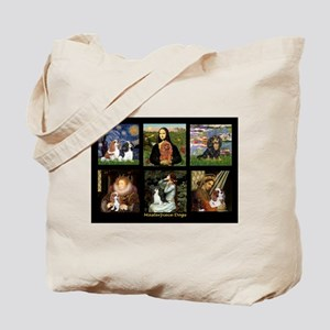 Cavalier Famous Art Comp1 Tote Bag