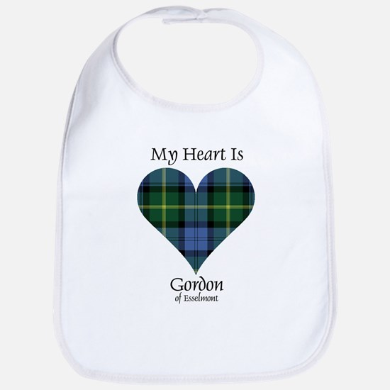 Heart - Gordon of Esselmont Bib