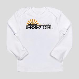 Jersey Girl Long Sleeve T-Shirt