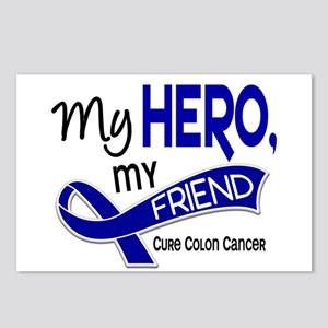 My Hero Colon Cancer Postcards (Package of 8)