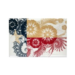 Texas Flag Rectangle Magnet (100 pack)