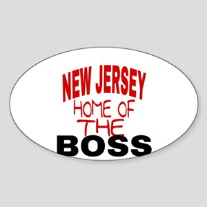 New Jersey Home of Sticker