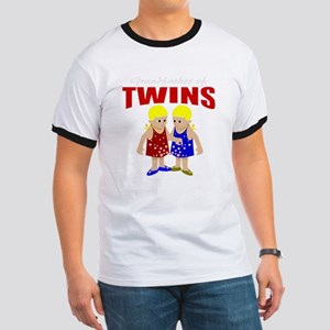 Grandfather of twins Ringer T