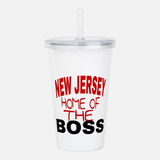 New Jersey Home of Acrylic Double-wall Tumbler