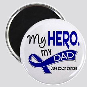 My Hero Colon Cancer Magnet