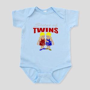 Sister of twins Infant Bodysuit