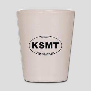 Kismet Fire Island Shot Glass