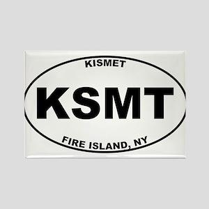 Kismet Fire Island Rectangle Magnet