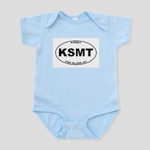 Kismet Fire Island Infant Bodysuit