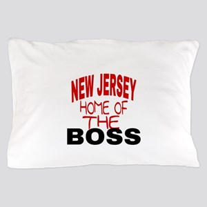 New Jersey Home of Pillow Case