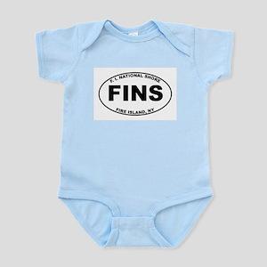 Fire Island National Shore Infant Bodysuit