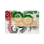 United Arab Emirates Flag Rectangle Magnet (10 pac