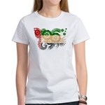 United Arab Emirates Flag Women's T-Shirt