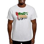 United Arab Emirates Flag Light T-Shirt