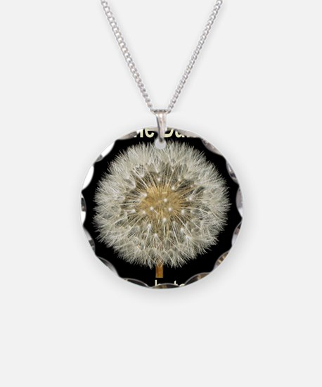 Save The Dandelion Necklace