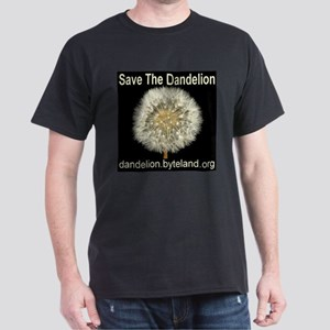 Save The Dandelion Dark T-Shirt