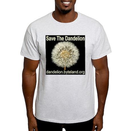 Save The Dandelion Light T-Shirt