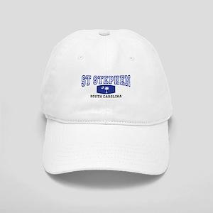 St. Stephen South Carolina, SC, Palmetto Flag Cap