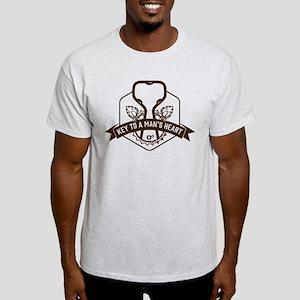 Key to a Man's Heart T-Shirt