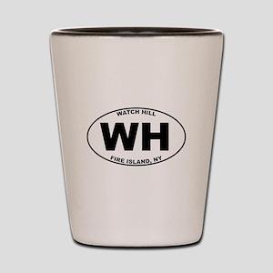 Watch Hill Fire Island Shot Glass