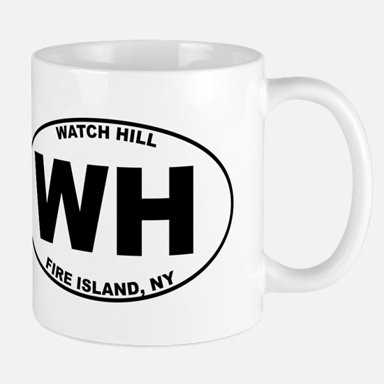 Watch Hill Fire Island Mug