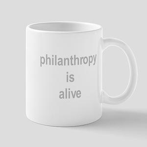 Philanthropy is Alive Mug