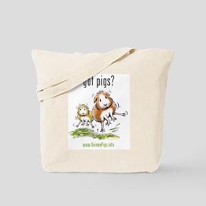 Got Pigs? Tote Bag
