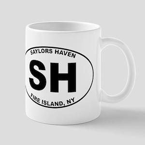 Saylors Haven Fire Island Mug