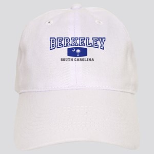 Berkeley South Carolina, SC, Palmetto Flag Cap