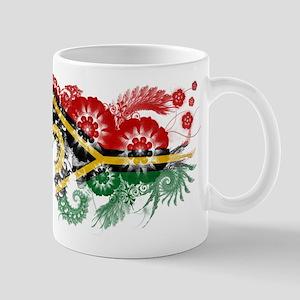 Vanuatu Flag Mug