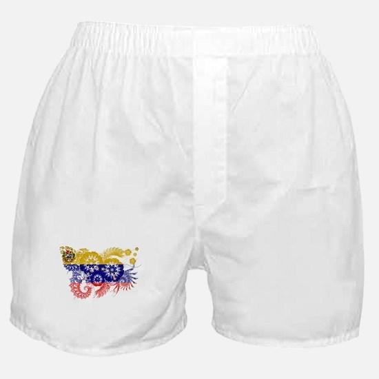 Venezuela Flag Boxer Shorts