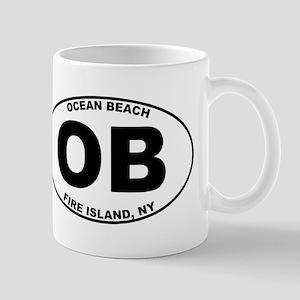 Ocean Beach Fire Island Mug