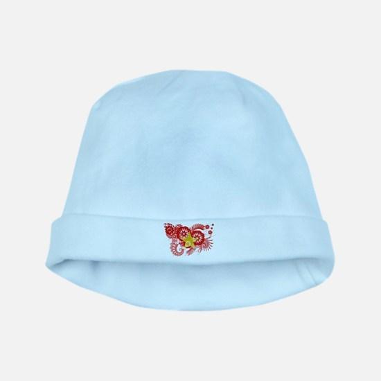 Vietnam Flag baby hat